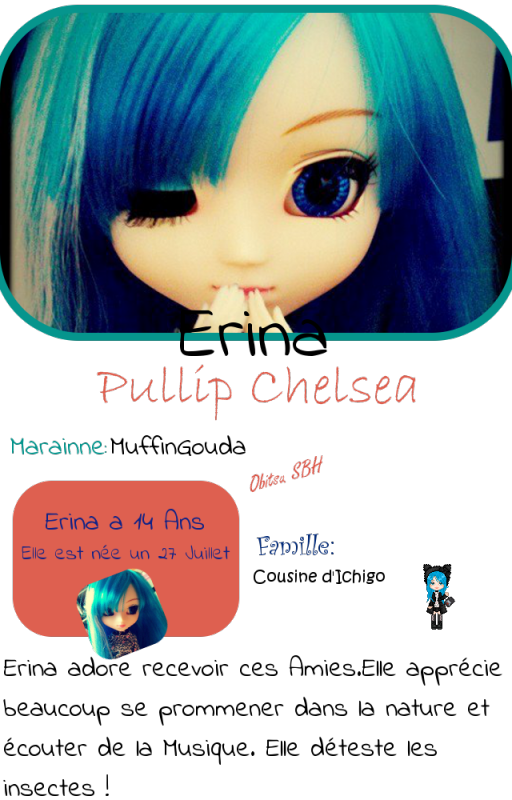 Ma Puce : Erina ♥