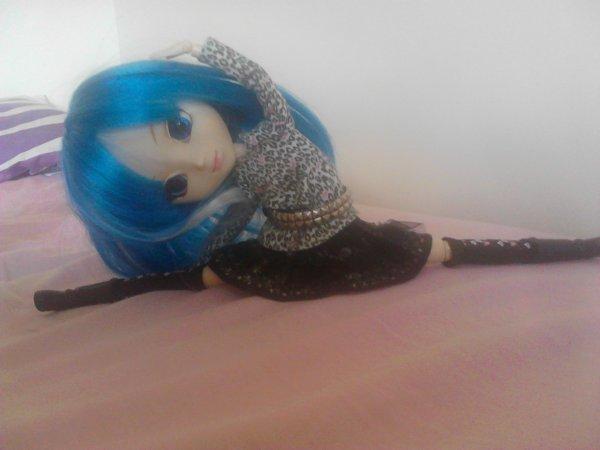 1er séance d'Erina avec son Obitsu !