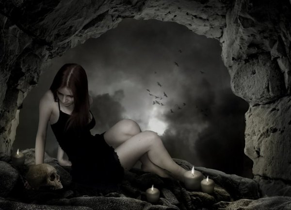la mort ce trouve partout, méme au coté de son amour