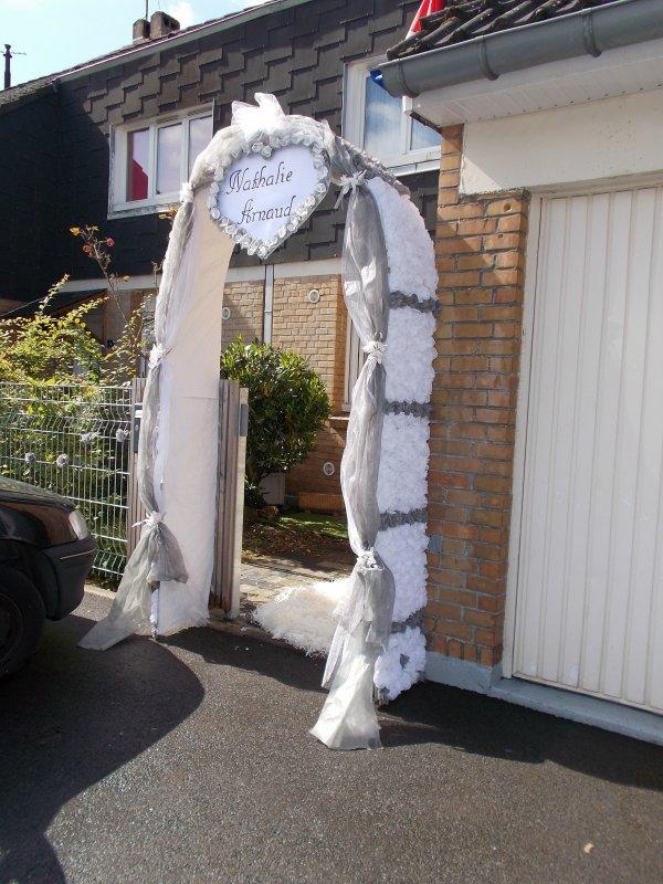 Blog de fausse porte mariage page 6 jonchure fausse for Decoration porte entree pour mariage