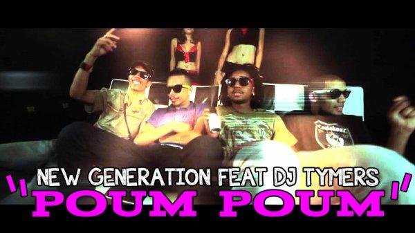 TymersProd - Fiesta Riddim / NEW GENERATION ft DJ TYMERS - POUM POUM (2013)