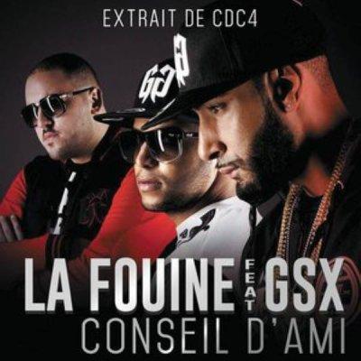 Conseil D'Ami de La Fouine Feat. Gsx sur Skyrock