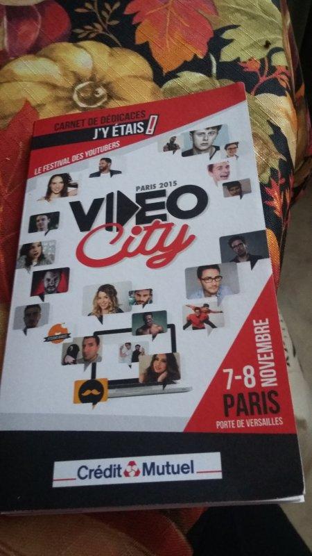 VIDEO CITY 2015