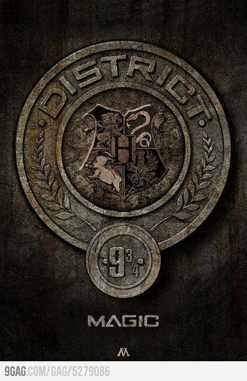 Hors HP:  Image HP/Hunger Games
