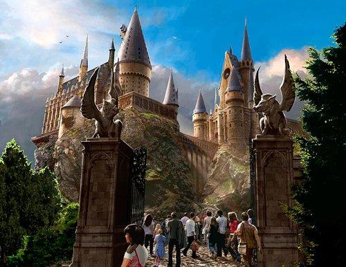 L'expansion du parc HP à Orlando!