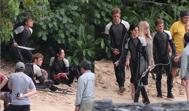 Hunger Games 2!!!! Le Tournage