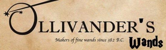 CONCOURS: OLLIVANDER WAND!!!