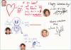 Petit message des boys pour la Saint Valentin 2013