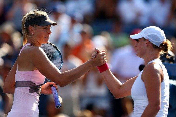 US OPEN 2012 - 3ème Tour vs M.Burdette