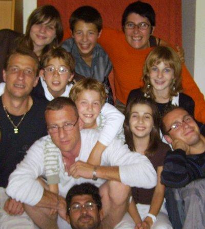 la famille complet
