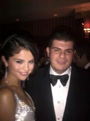 Selena posta foto em seu Instrang