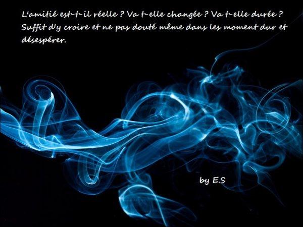 #L'amitié #Durer #Croire #E.S