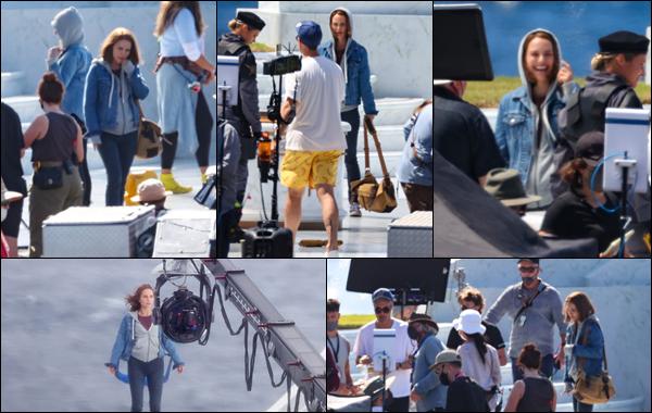 ● 05/03/2021 : Natalie Portman à été aperçue sur le tournage de « Thor : Love and Thunder » situé à Sydney    En voyant les images certes de mauvaise qualité, on a hâte d'en savoir plus sur le prochain volet des aventures de Thor