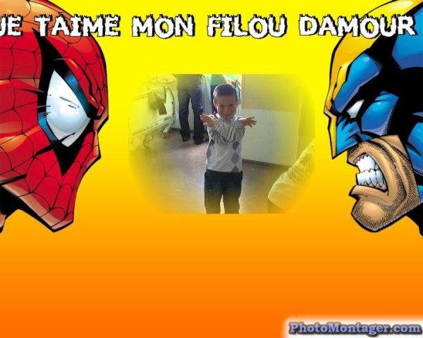 """Mon Filou D""""Amour !!"""