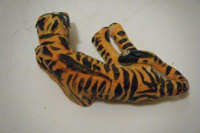 Le tigre (argile)