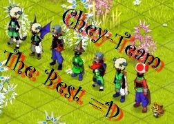Blog de chey-team