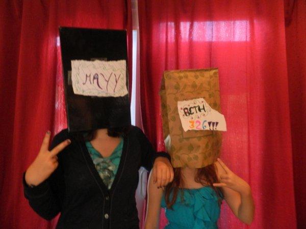 Mayy & Beth
