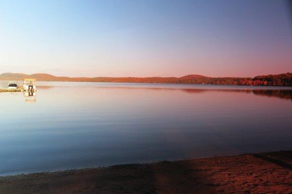 Lac-aux-Sables