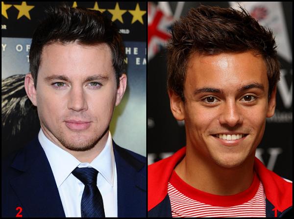 22.01.2013 - Le magazine Heat a dévoilé son classement des 100 plus beaux hommes de la planete.