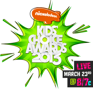 15.02.2013 - Tom est nominé pour les Kid's Choice Awards !