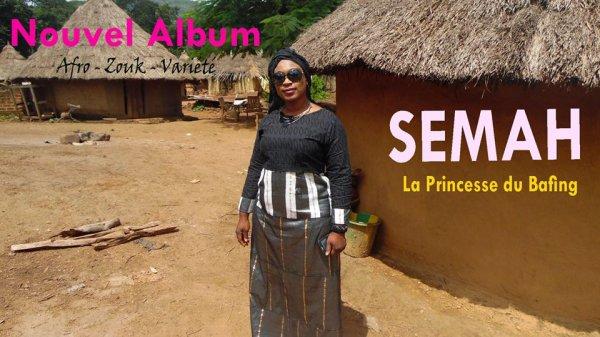 SEMAH Nouvel Album disponible ...A découvrir  absolument