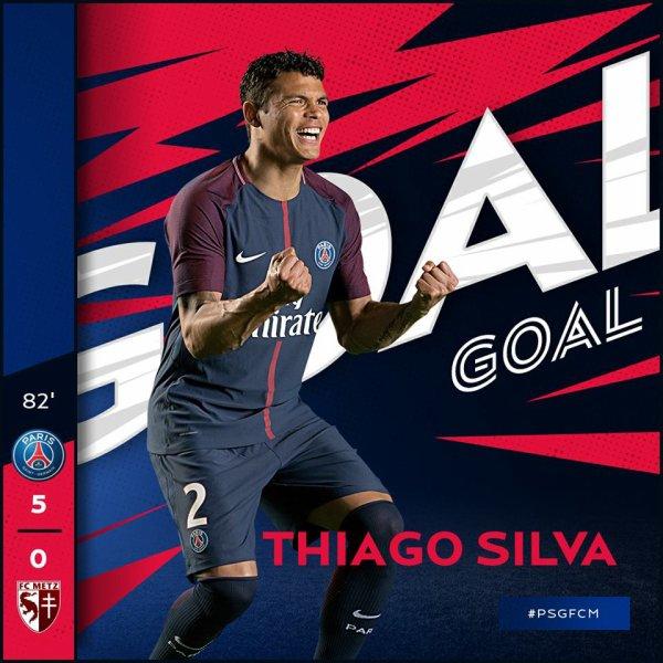 Thiago silva c'est ce qu'il joue bien comme un brésilien