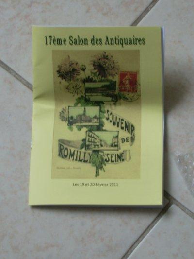 SALON DES ANTIQUAIRES DE ROMILLY