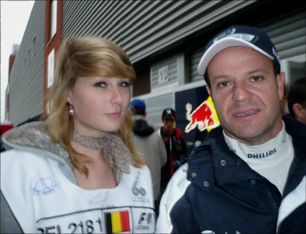 F1 FRANCORCHAMPS 2010