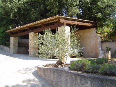 Garage ext rieur cabasse 83 var for Exterieur provencal