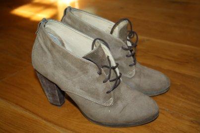 chaussures bis.