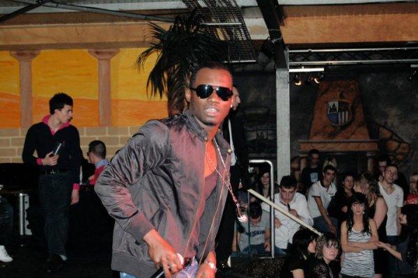 Show IbOz a l'éxcalibur  15 janvier 2011
