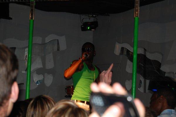 samedi 07 mai 2011 Show live Bisso Discothèque