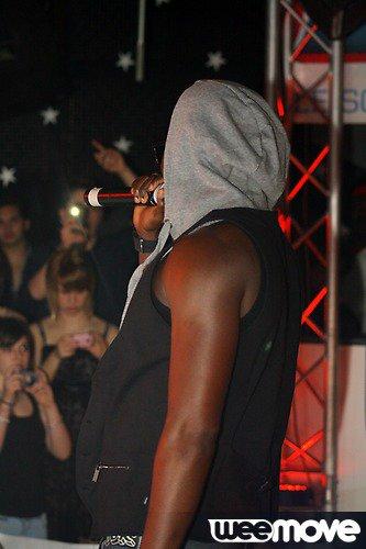 Show live IbOz a Corbigny 58 / le 20/12/11