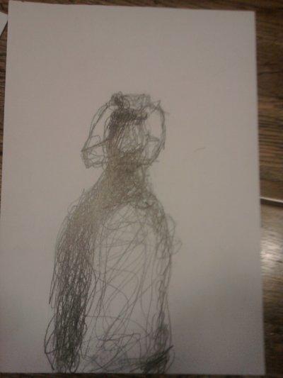 dessin de l'atelier