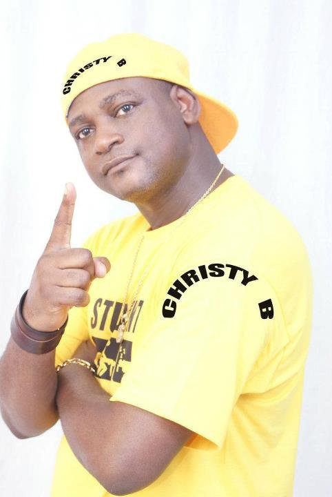 koba danse / christy b feat dj mix - koba dance act 2 (2012)