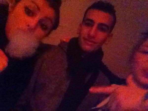 Moi Yassine et Celine ♥♥ Chiicha