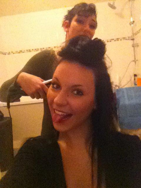 Lissage de cheveux, à la biiiien♥