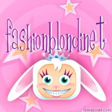 .+' FaShiOn BlOnDinEtTe '+.