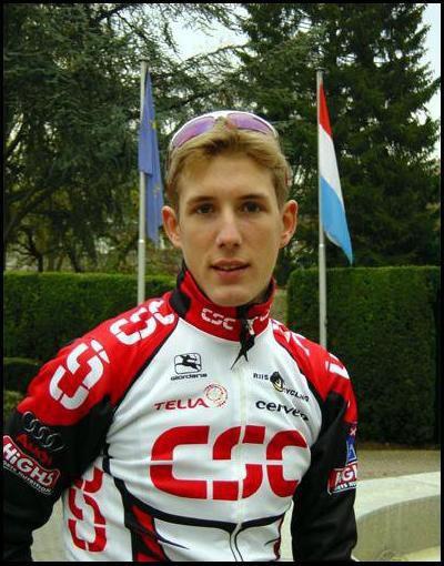 """F lash back - Saison 2004: Des """"espoirs"""" au Team CSC"""