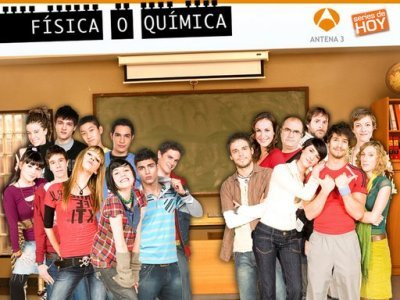 "Présentation de la saison uno "" Fisica o Quimico """
