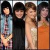 """Les quatre filles Paola , Joy , Ruth & Lola  de la saison une de """" Fisica O Quimica """""""