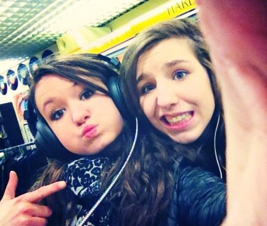 Lorraine et moi :3
