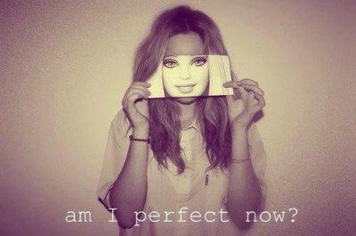 La perfection selon les autres ? Connait pas. :)
