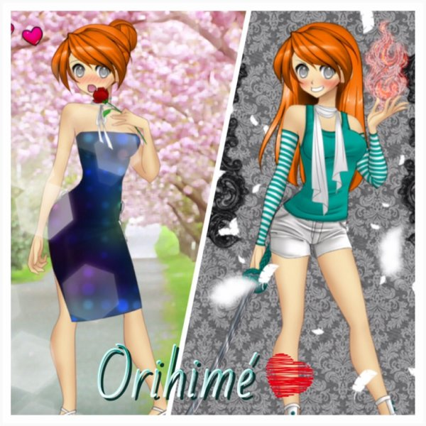 Concours Bleach-x-Orihime