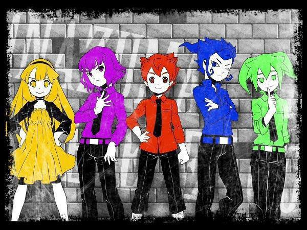 Le gang des 5 meilleurs