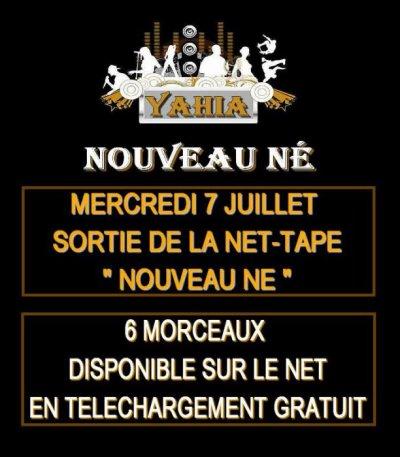 """Net-Tape """"Nouveau Né"""" Disponible En Telechargement Gratuit Ci-Dessous"""