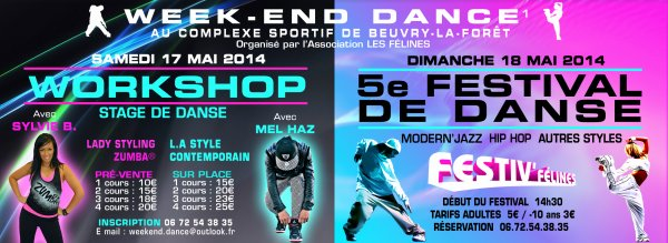 "SPECIAL ""WEEK - END DANCE"" A BEUVRY-LA-FORÊT"