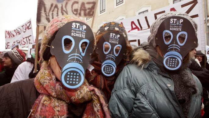La loi interdisant l'extraction du gaz de schiste validée par le Conseil constitutionnel