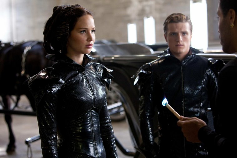 """Hunger Games"" survole les MTV Movie Awards"""