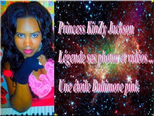 Monsieur Dame votre Princess Kinzy sur Google